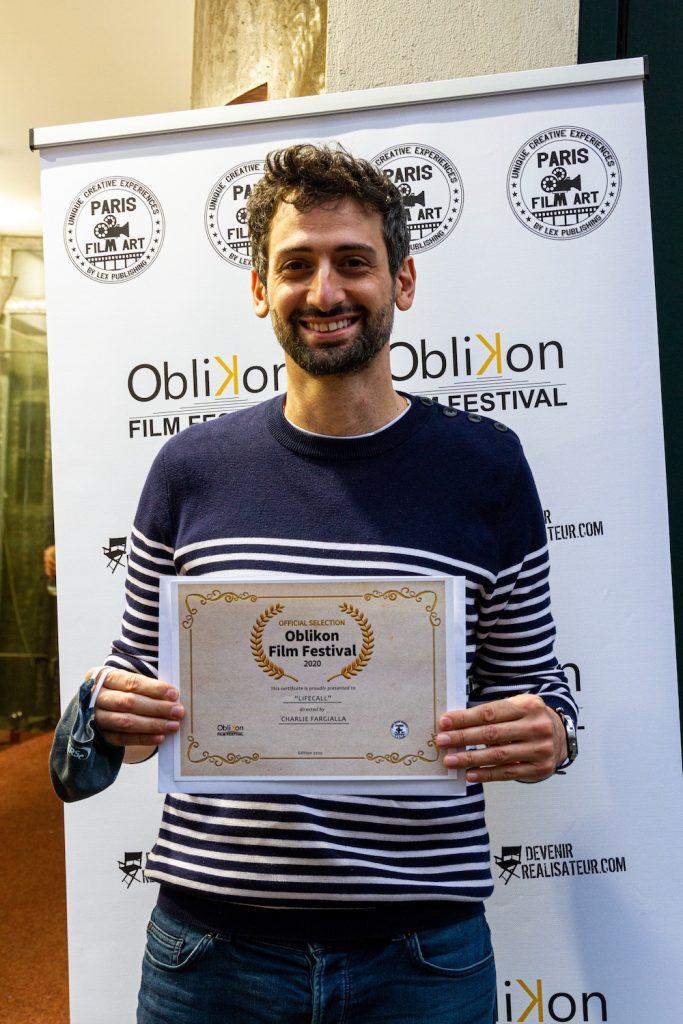 Charlie Fargialla réalisateur