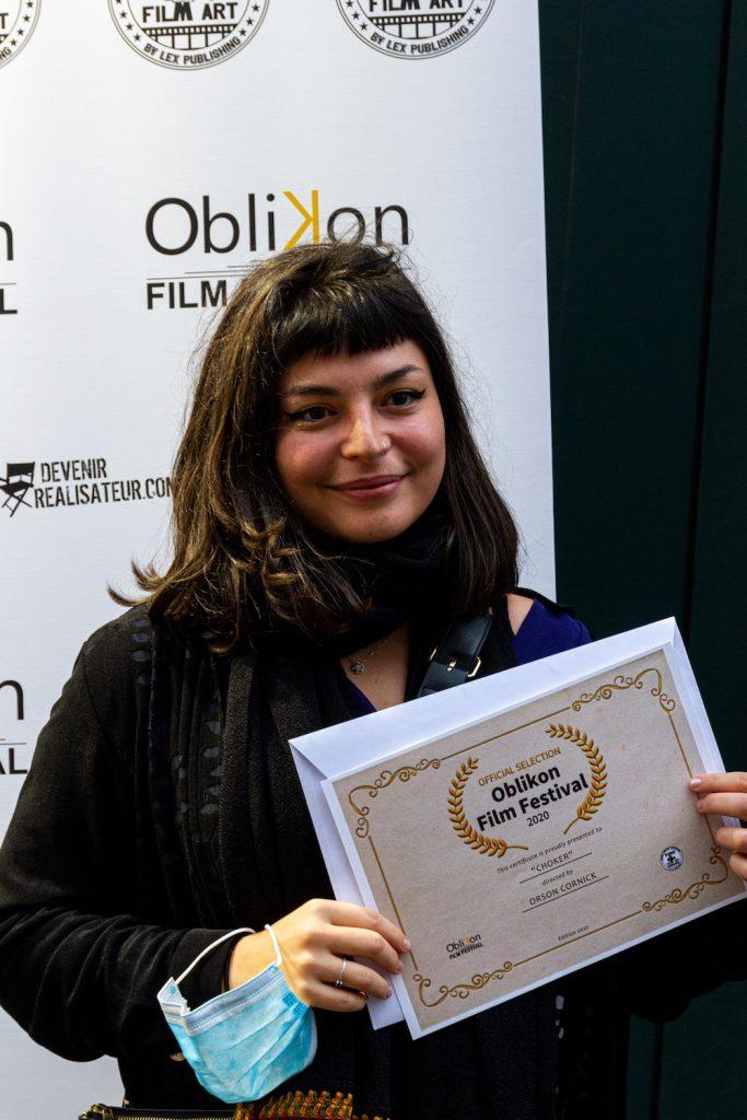 Elena Kordelas actrice