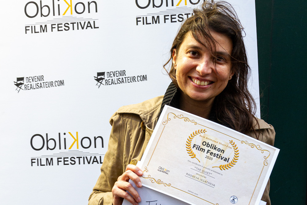Lauréat du festival